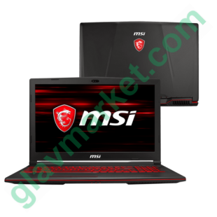MSI GL63 8SE GAMING (GL638SE-013US) Black в Киеве