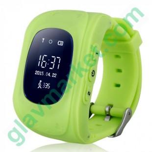 Смарт-часы Smart Baby Watch Q50 Green в Киеве