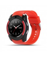 Смарт-часы UWatch V8 Red