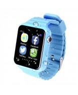Смарт-часы UWatch Smart GPS V7K Kid Blue