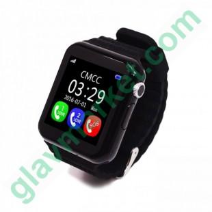 Смарт-часы UWatch Smart GPS V7K Kid Black в Киеве