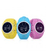 Smart Baby Watch Q520S Blue
