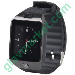 UWatch Smart DZ09 (Black) в Киеве