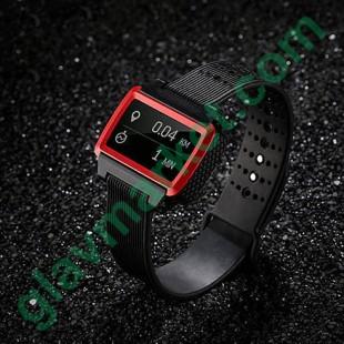 REMAX Smart Bluetooth Sporty Bracelet Red (RBMW-W2)  в Киеве