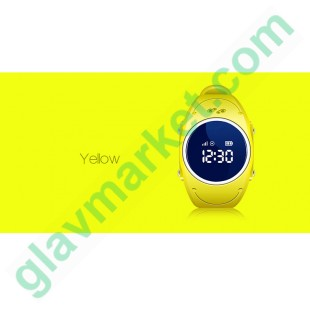 Smart Baby Watch Q520S Orange в Киеве