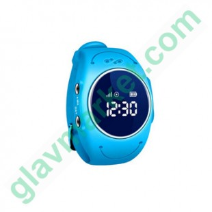 Smart Baby Watch Q520S Blue в Киеве