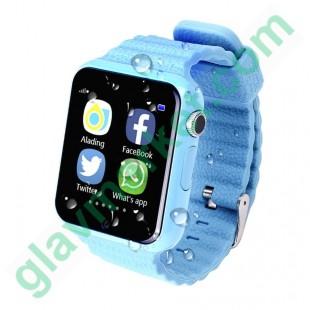 Smart Baby Watch V7K Blue Новинка в Киеве