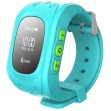 Smart Baby W5 (Q50) (GW300) GPS Smart Tracking Watch Blue