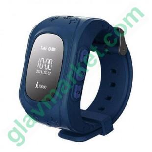 Smart Baby W5 GPS Smart Tracking Watch Dark Blue (Q50) в Киеве