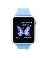 Смарт-часыSmartYou A1 Blue Rus (SWA1B)