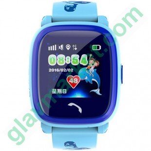 Smart Baby Watch Q300S Blue в Киеве