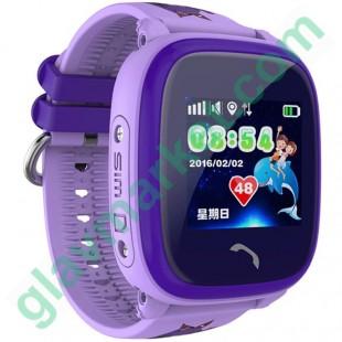Smart Baby Watch Q300S Purple в Киеве