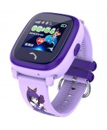 Smart Baby Watch Q300S Purple