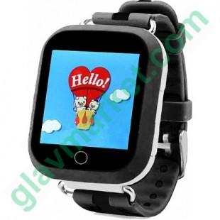UWatch Q100s Kid smart watch Black в Киеве