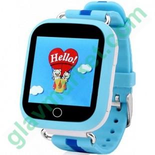 UWatch Q100s Kid smart watch Blue в Киеве