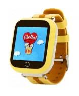 UWatch Q100s Kid smart watch Yellow