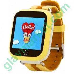 UWatch Q100s Kid smart watch Orange в Киеве