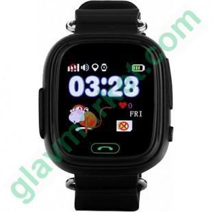 UWatch Q90 Kid smart watch Black в Киеве