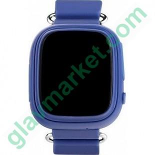 UWatch Q90 Kid smart watch Dark Blue в Киеве