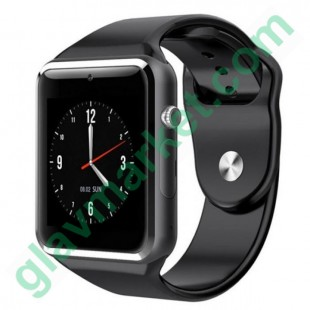 UWatch Smart A1 Turbo (Black) в Киеве