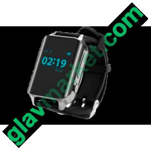 Smart Baby Watch D100 (А16) Black в Киеве