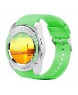 UWatch SmartWatch SW V8 (Green)
