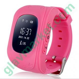 Smart Baby Watch Q50 Pink в Киеве