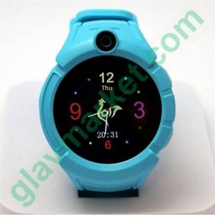 Smart Baby Watch Q610S Blue в Киеве