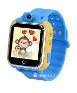 SmartYou Q200 Kid smart watch Blue (CHWQ200B)