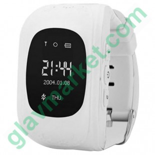 Smart Baby Q50 GPS Smart Tracking Watch White в Киеве