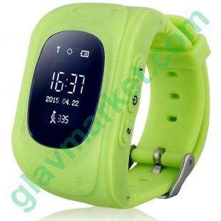 Smart Baby W5 (Q50) (GW300) GPS Smart Tracking Watch Green в Киеве