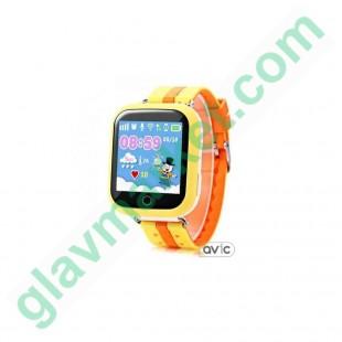 Smart Baby Watch Q100S Orange в Киеве