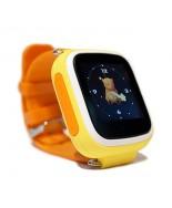 Smart Baby Watch Q80 Yellow