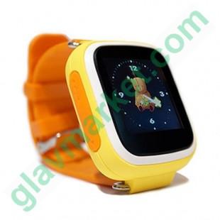 Smart Baby Watch Q80 Yellow в Киеве