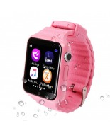 Smart Baby Baby Smart Watch V7K-Pink Gps Новинка