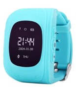 Wonlex GPS kids watch Q50 Blue