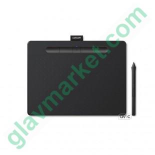 Wacom Intuos M Bluetooth Black (CTL-6100WLK-N) в Киеве