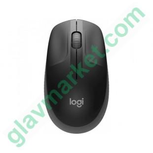 Logitech M190 Wireless Charcoal (910-005905) в Киеве