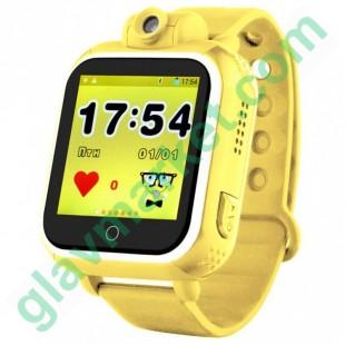 UWatch Q200 Kid smart watch Yellow в Киеве