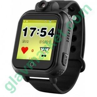 UWatch Q200 Kid smart watch Black в Киеве