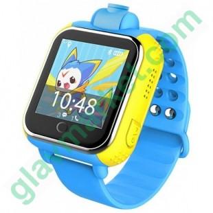 UWatch Q200 Kid smart watch Blue в Киеве