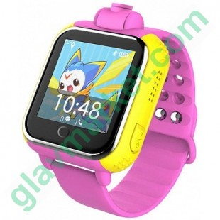 UWatch Q200 Kid smart watch Pink в Киеве