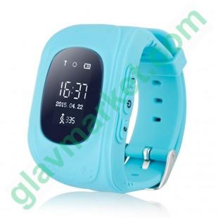 UWatch Q50 Kid smart watch Blue в Киеве
