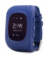 UWatch Q50 Kid smart watch Dark Blue