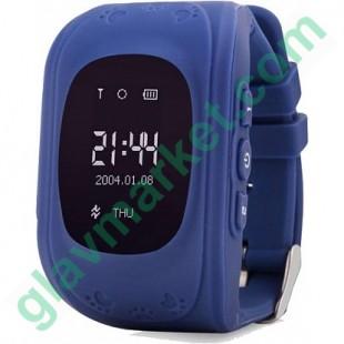 UWatch Q50 Kid smart watch Dark Blue в Киеве