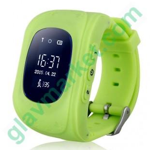 UWatch Q50 Kid smart watch Green в Киеве