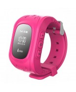 UWatch Q50 Kid smart watch Pink