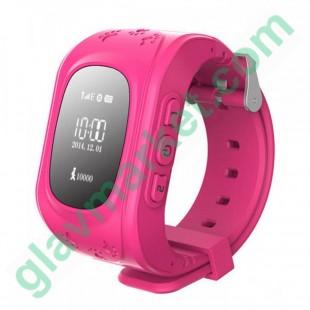 UWatch Q50 Kid smart watch Pink в Киеве