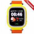 UWatch Smart Baby Q90 GPS Orange