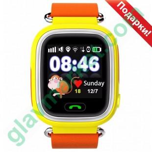 UWatch Smart Baby Q90 GPS Orange в Киеве
